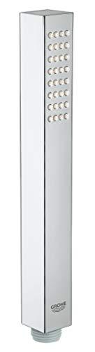 GROHE Euphoria Cube Stick Brausen und Duschsysteme (Handbrause 1 Strahlart, Normalstrahl)...