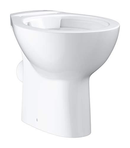 GROHE Bau Keramik   Stand-Tiefspül-WC - spülrandlos   alpinweiß   39430000