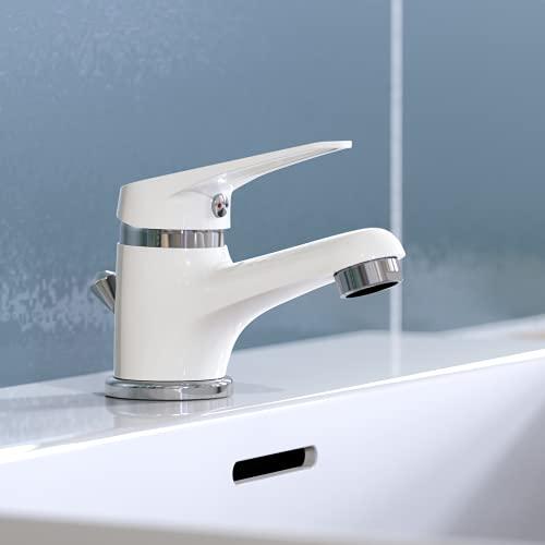EISL Waschtischarmatur SPEED, Badarmatur, Einhebelmischer mit Ablaufgarnitur, besonders...