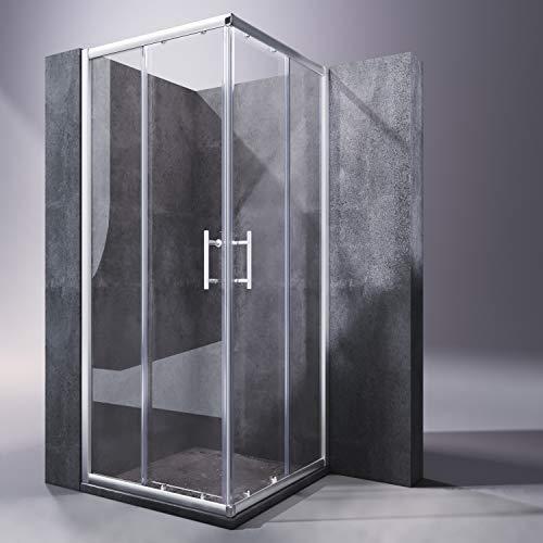 VIELE TOP KUNDENBEWERTUNGEN!!   Duschkabine in 15 Größen und 2 Varianten erhältlich - von SONNI